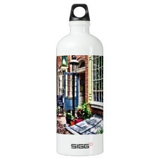 Philadelphia Pa Coffeehouse Water Bottle
