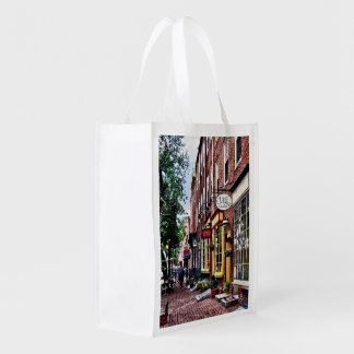 Philadelphia PA - S 2nd Street Reusable Grocery Bag
