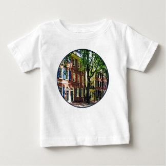 Philadelphia PA - Society Hill Street Baby T-Shirt