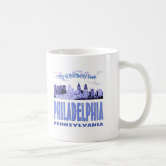 Philadelphia Pennsylvania Coffee Mug