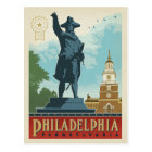 Philadelphia, Pennsylvania | Independence Hall Postcard