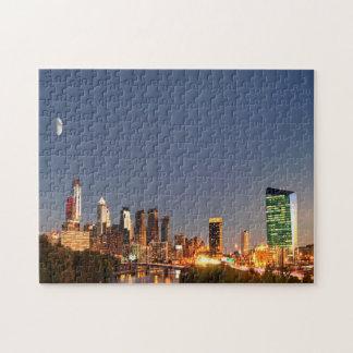 Philadelphia Pennsylvania Jigsaw Puzzle