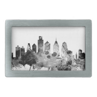 Philadelphia Pennsylvania Skyline Belt Buckles