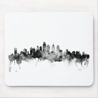Philadelphia Pennsylvania Skyline Mouse Pad