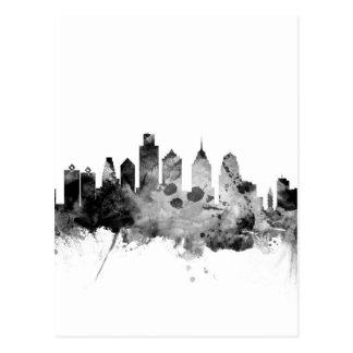 Philadelphia Pennsylvania Skyline Postcard