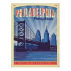 Philadelphia, Pennsylvania | The City Of Brotherly Postcard