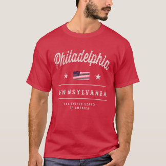 Philadelphia Pennsylvania USA T-Shirt