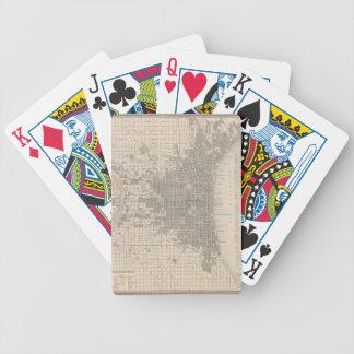 Philadelphia. Poker Deck