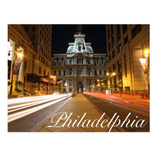 Philadelphia Post Card!! Postcard