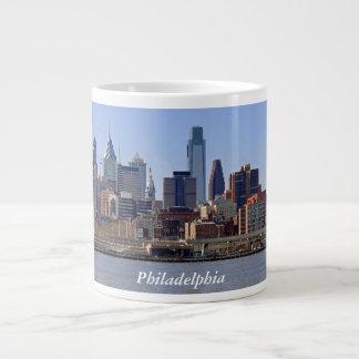 Philadelphia Skyline Jumbo Mug