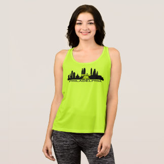 Philadelphia Skyline Tank Top