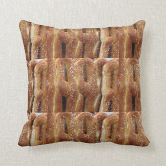 Philadelphia Soft Pretzels Pillow