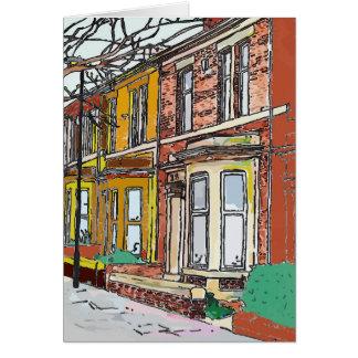 Philadelphia Street Card