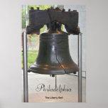 Philadelphia's Great Bell Poster
