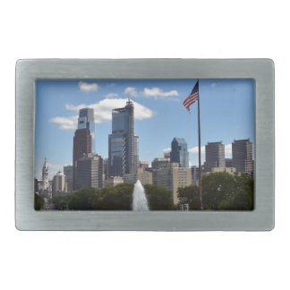 Philadephia Rectangular Belt Buckle