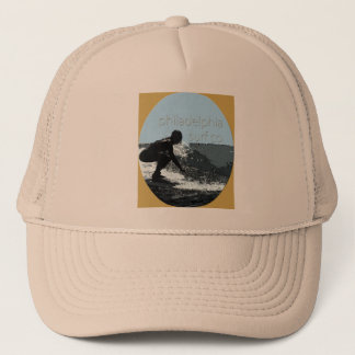 philasurfco trucker hat