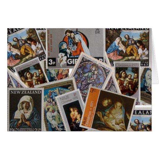 Philatelist 4 card
