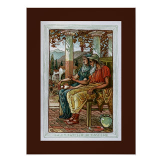 Philemon & Baucis Poster