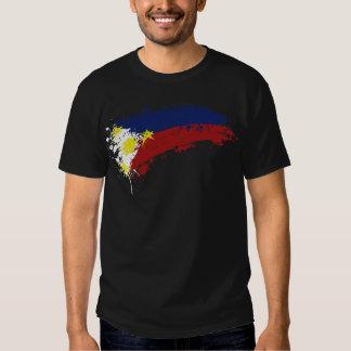 PhilFlagSylize2 Tshirts