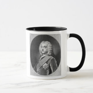 Philip Dormer Stanhope, engraved by John Simon Mug