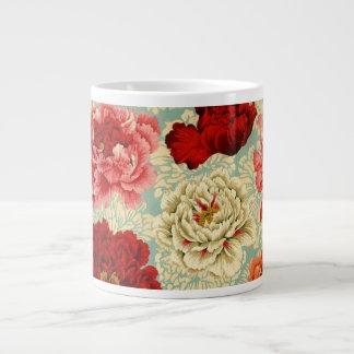 "Philip Jacobs Fabric ""Brocade Peony"" Mug"