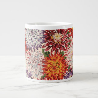 Philip Jacobs Fabric Cactus Dahlia Mug