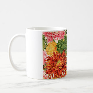 Philip Jacobs Fabric Japanese Chrysanthemum Mug