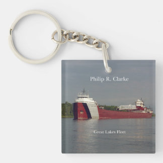 Philip R. Clarke key chain