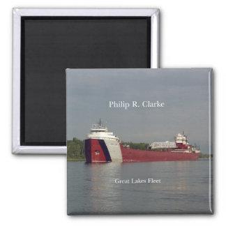 Philip R. Clarke magnet