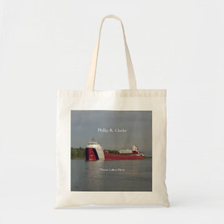 Philip R. Clarke tote bag