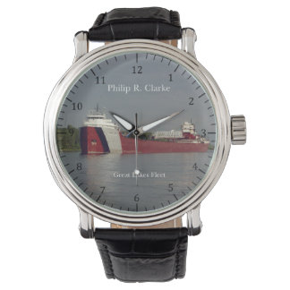 Philip R. Clarke watch