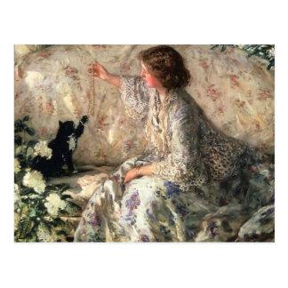Philip Wilson Steer- Hydrangeas Postcard