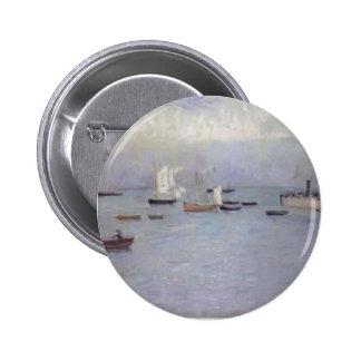 Philip Wilson Steer- Poole Harbour Pinback Buttons