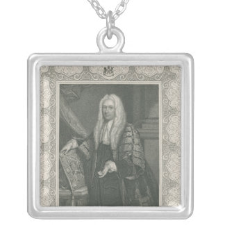 Philip Yorke Silver Plated Necklace
