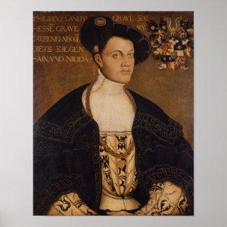 Philipp von Hessen Poster