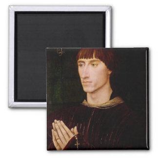 Philippe de Croy  Seigneur of Sempy Square Magnet