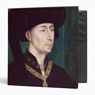 Philippe III  le Bon, Duc de Bourgogne, c.1445 Binders