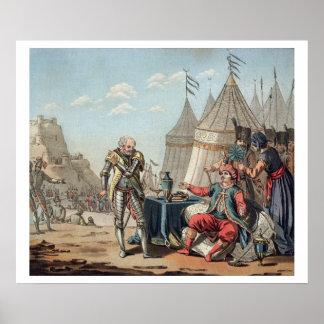 Philippe Villiers de L'Isle-Adam (1464-1534) refus Poster