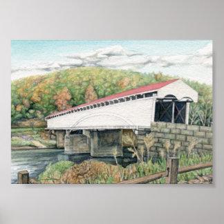 Philippi Covered Bridge Print