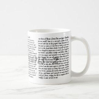 Philippians 2 coffee mug