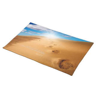 Philippians 4:13: I can do everything through him Placemat