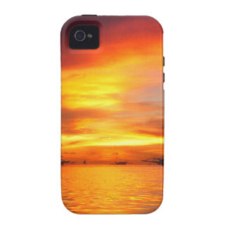 Philippians Sunset Vibe iPhone 4 Cover