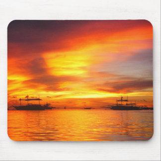 Philippians Sunset Mouse Pads