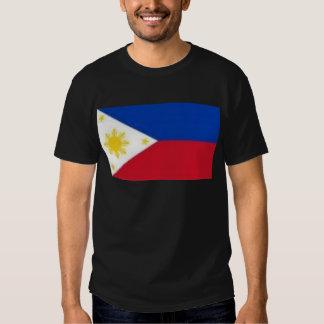 Philippine Flag Dark TShirt