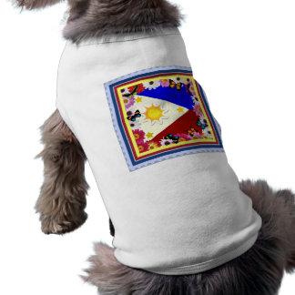 Philippine Flag Pet Clothing - Filipino Design