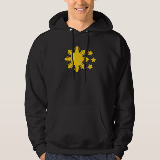 Philippine Flag - Proud to be Pinoy! Hoodie