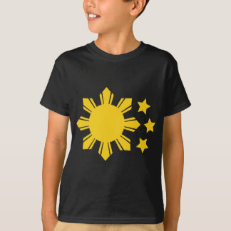Philippine Flag - Proud to be Pinoy! T-Shirt