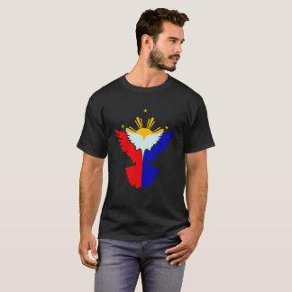 Philippine Flag Sun Stars Men's Graphic T-shirt