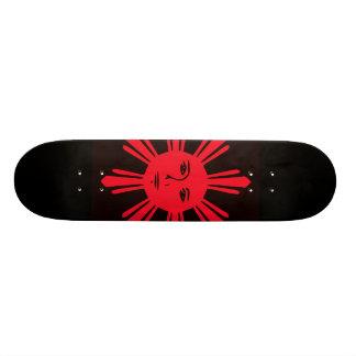 Philippine Sun of Liberty Skate Board Decks
