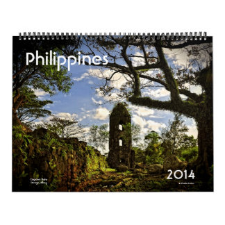 Philippines 2014 Calendar